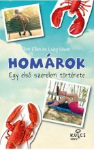 HOMÁROK - EGY ELSŐ SZERELEM TÖRTÉNETE - Ekönyv - ELLEN, TOM-IVISON, LUCY