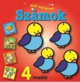 SZÁMOK - ELSŐ SZÓTÁRAM - Ekönyv - YOYO BOOKS