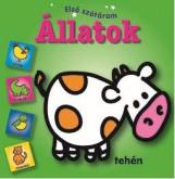 ÁLLATOK - ELSŐ SZÓTÁRAM - Ekönyv - YOYO BOOKS