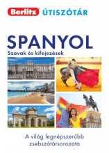 SPANYOL SZAVAK ÉS KIFEJEZÉSEK - BERLITZ ÚTISZÓTÁR (FEHÉR) - Ekönyv - KOSSUTH KIADÓ ZRT.