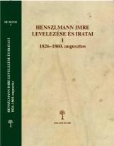 HENSZLMANN IMRE LEVELEZÉSE ÉS IRATAI I.-II. - Ekönyv - SZENTESI EDIT