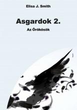 Asgardok 2. - Az Örökösök - Ekönyv - Elisa J. Smith
