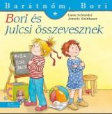 BORI ÉS JULCSI ÖSSZEVESZNEK - BARÁTNŐM, BORI - Ekönyv - LIANE SCHNEIDER- ANNETTE STEINHAUER