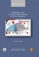 INTRODUCTION TO THE INTERNATIONAL CAPITAL MARKETS - Ebook - PASZTORY, BLAISE
