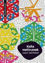 KELTA MOTÍVUMOK - SZÍNEZŐ FELNŐTTEKNEK - Ekönyv - NAPRAFORGÓ KÖNYVKIADÓ