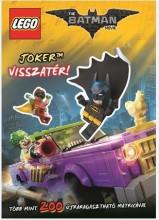 JOKER VISSZATÉR! - LEGO THE BATMAN MOVIE (MATRICÁS FOGLALKOZTATÓ) - Ebook - MÓRA KÖNYVKIADÓ