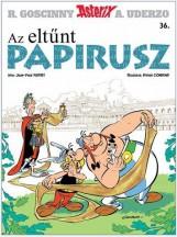 AZ ELTŰNT PAPIRUSZ - ASTERIX 36. - Ekönyv - GOSCINNY, RENÉ