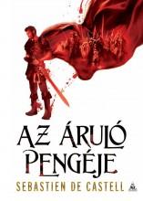AZ ÁRULÓ PENGÉJE - Ekönyv - DE CASTEL, SEBASTIAN