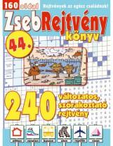 ZSEBREJTVÉNY KÖNYV 44. - Ekönyv - CSOSCH BT.