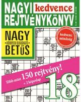 NAGYI KEDVENCE REJTVÉNYKÖNYV 18. - Ekönyv - CSOSCH BT.
