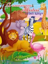 A SZAVANNA ÁLLATAI - TÉRBELI KÖNYV - Ekönyv - MANÓ KÖNYVEK