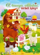 A TANYA ÁLLATAI - TÉRBELI KÖNYV - Ekönyv - MANÓ KÖNYVEK
